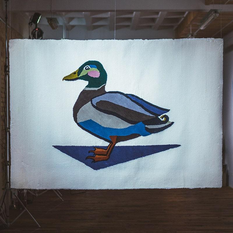 agne-kisonaite-linen-hand-woven-rug-duck-1