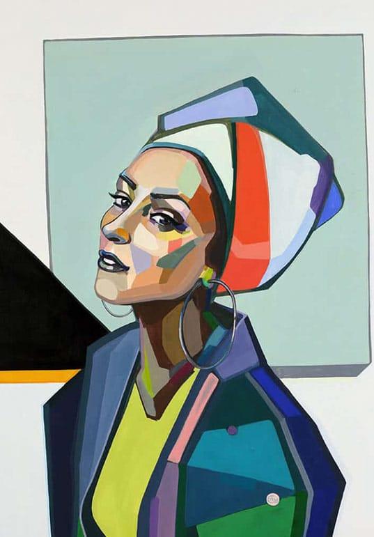 Modern artist Agne Kisonaite - Modern (thumbnail)
