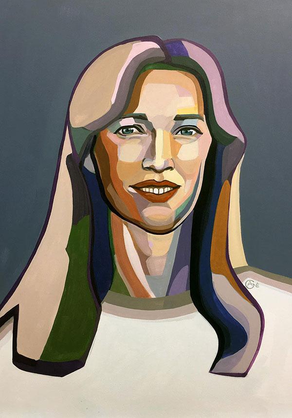 Thumbnail-Portrait-of-Egle-artist-Agne-Kisonaite